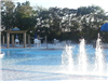 Fountains at Family Pool