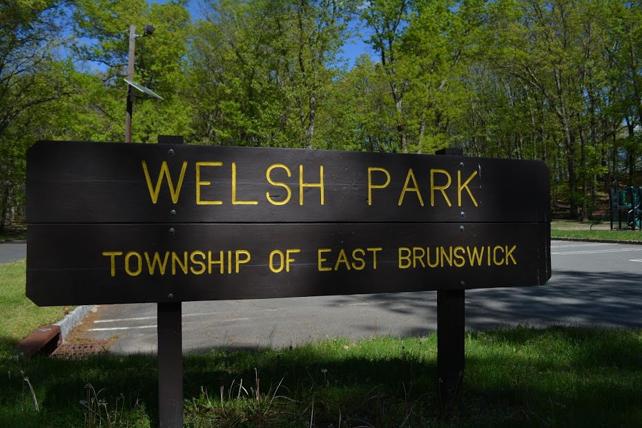 Welsh Park Sign