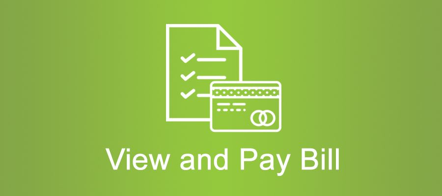 View and Pay Bill